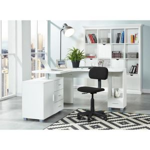 bureau meuble d 39 angle de bureau achat vente bureau meuble d 39 angle de bureau pas cher. Black Bedroom Furniture Sets. Home Design Ideas