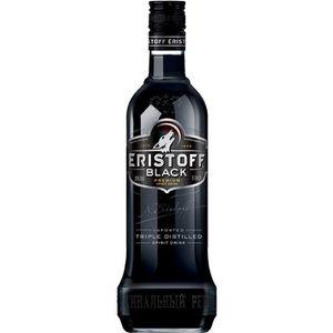 VODKA Vodka Eristoff Black - Vodka premium - 18%vol - 70