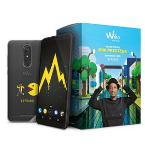 SMARTPHONE Wiko Pack View 32 Go Soprano Noir