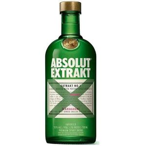 VODKA Absolut Extract - Vodka premium - 35%vol - 70cl