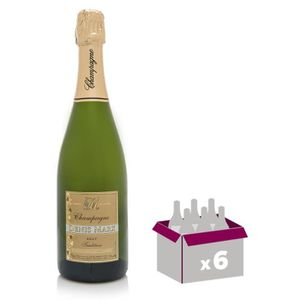 CHAMPAGNE DENIS MARX Champagne - Brut - 75 cl x 6
