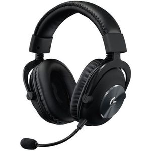 CASQUE AVEC MICROPHONE LOGITECH Casque PRO Gaming Headset Noir