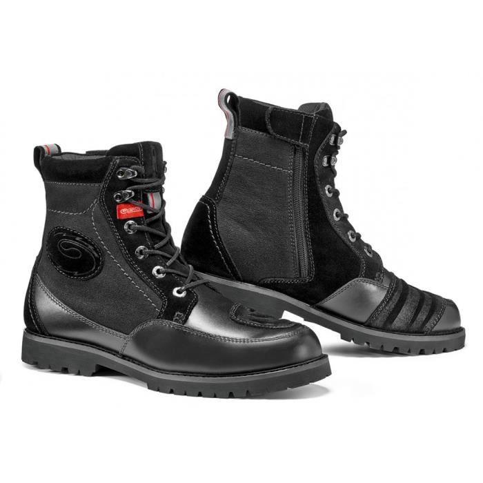 CHAUSSURE - BOTTE SIDI Chaussures de moto Arcadia - Noir