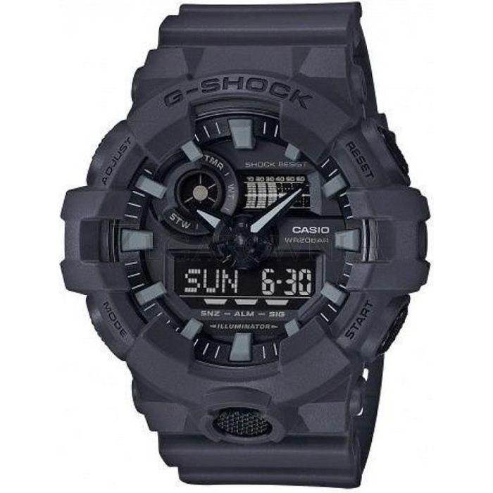 MONTRE CASIO Montre G-Shock Noir Homme
