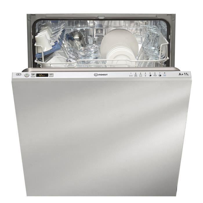 Lave Vaisselle Encastrable Blanc