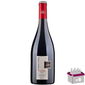 VIN ROUGE Carta Vieja Reserva 2016 Syrah - Vin rouge du Chil