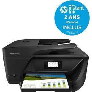 IMPRIMANTE HP OfficeJet 6950 avec 2 ans d'encre inclus (forfa