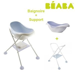 BAIGNOIRE  BEABA Pack Baignoire + Support