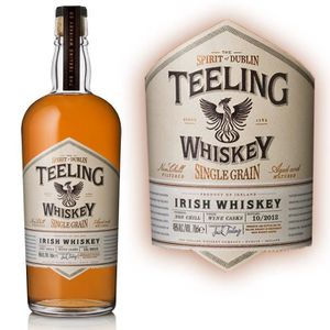 WHISKY BOURBON SCOTCH Teeling Single Grain 46° 70cl