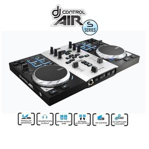 TABLE DE MIXAGE Hercules DJControl Air S Table de Mixage