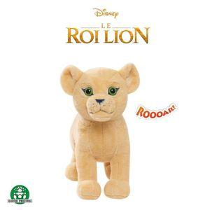PELUCHE Roi Lion - Le Film - Peluche Nala 35 cm avec sons