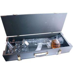 VODKA Coffret Vodka Red Army Kalashnikov - 40% - 1 L