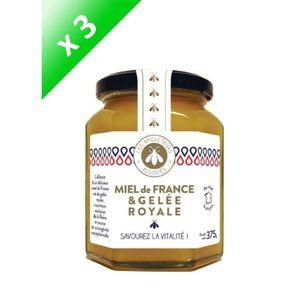 MIEL APICULTEURS ASSOCIES Miel de France et Gelée Royal