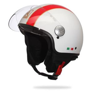 casque moto italia achat vente casque moto italia pas cher cdiscount. Black Bedroom Furniture Sets. Home Design Ideas