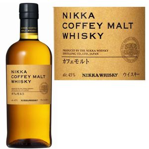 WHISKY BOURBON SCOTCH Nikka Coffey Malt 45° 70cl