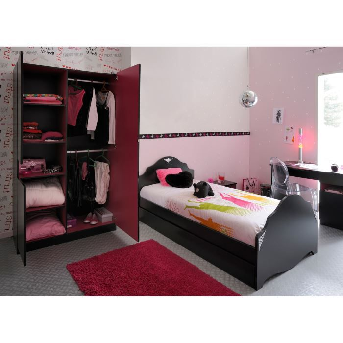 Chambre ado fille les bons plans de micromonde for Photo chambre ado fille