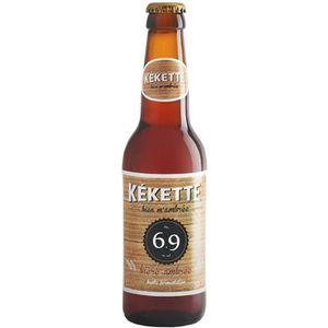 BIÈRE Kekette - Bière Ambrée - 33 cl