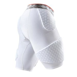 PROTÈGE-JAMBE - CUISSE MC DAVID Short de protection Hex