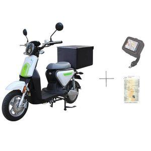 SCOOTER EUROCKA Scooter cka express blanc électrique  60v2