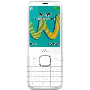 Téléphone portable WIKO Riff3 Plus LS Blanc