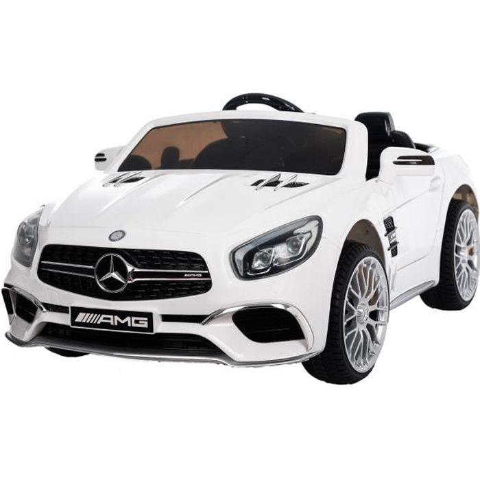 VOITURE ELECTRIQUE ENFANT Voiture Electrique Enfant Mercedes SL 65 AMG Blanc