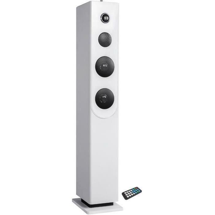 CHAINE HI-FI INOVALLEY HP33-CD Tour de son Bluetooth - Lecteur