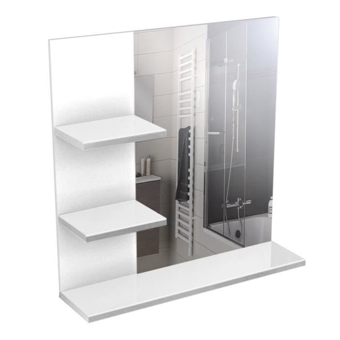 Awesome Etagere Salle De Bain Blanche Photos