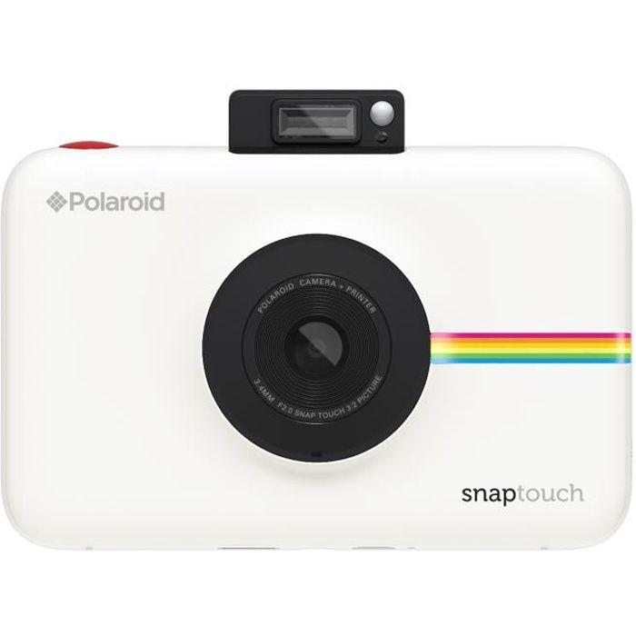 Photo de polaroid-polstw-snap-touch-blanc