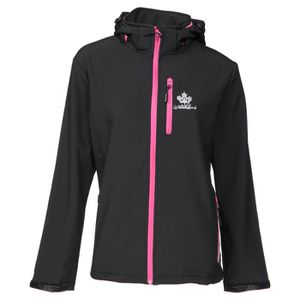 SOFTSHELL DE SPORT NORTHLAND Softshell Tea Femme