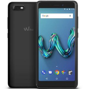 SMARTPHONE Wiko Tommy 3 Anthracite + Coque bleen offerte