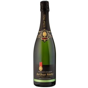 VIN BLANC Arthur Metz Chardonnay - Crémant d'Alsace
