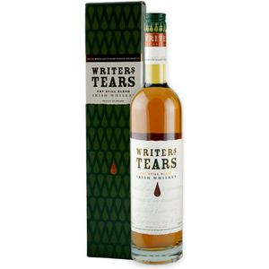 WHISKY BOURBON SCOTCH Writer's Tears pot still Blend whiskey