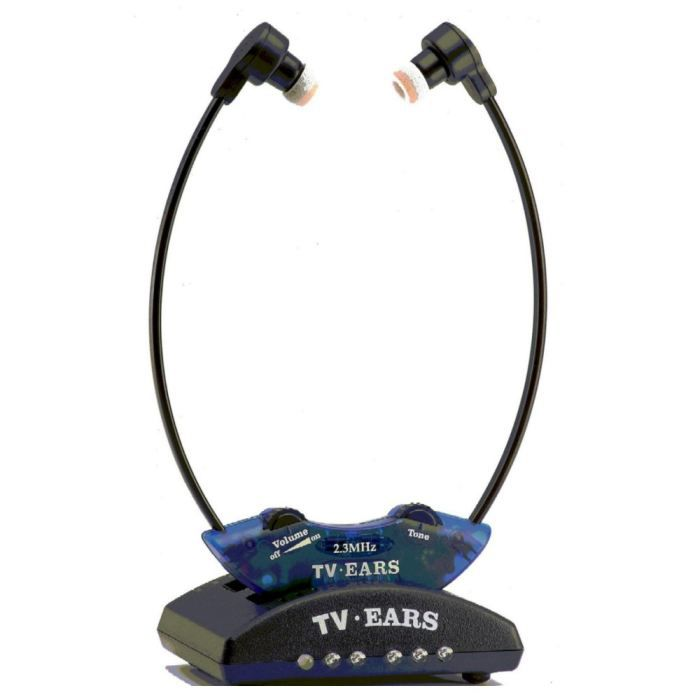 meliconi tv ears casque sans fil tv st thoscopique achat vente casque couteurs meliconi. Black Bedroom Furniture Sets. Home Design Ideas