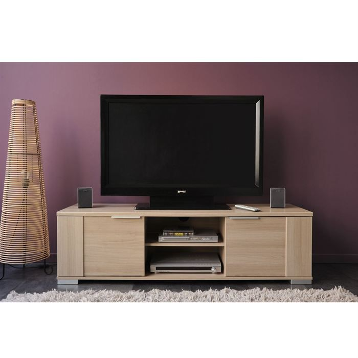 meuble tv 150 cm meuble tv 150 cm sur enperdresonlapin. Black Bedroom Furniture Sets. Home Design Ideas