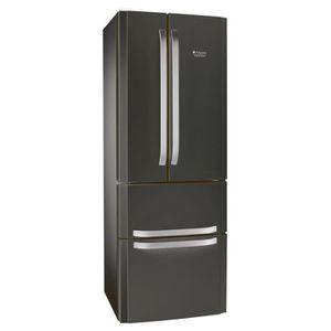 RÉFRIGÉRATEUR CLASSIQUE HOTPOINT E4DAASBC - Réfrigérateur multi-portes - 4