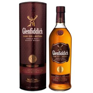 WHISKY BOURBON SCOTCH Glenfiddich Reserve Cask 1L 40°