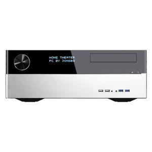 BOITIER PC  Jonsbo - Boitier HTPC Cooltek G3 A Silver