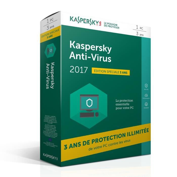 Kaspersky anti virus 2017 by logicix