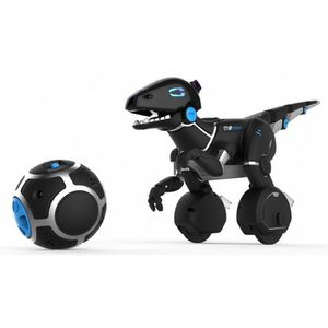 ROBOT - ANIMAL ANIMÉ Robot Dinosaure MIPOSAUR bluetooth - Noir - connec