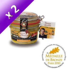 FOIE GRAS FOBFGM200SECR Foie Gras canard Sauternes - 130 g M