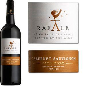 VIN ROUGE Rafale Cabernet Sauvignon - Vin rouge du Languedoc