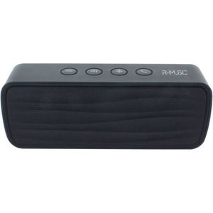 ENCEINTES BLUETOOTH R-MUSIC WAVE - Enceinte Bluetooth nomade sans fil