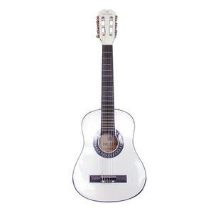 GUITARE DELSON Guitare classique 1/4 Andalousia blanche