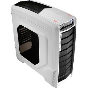 BOITIER PC  Aerocool boîtier GT-A Blanc