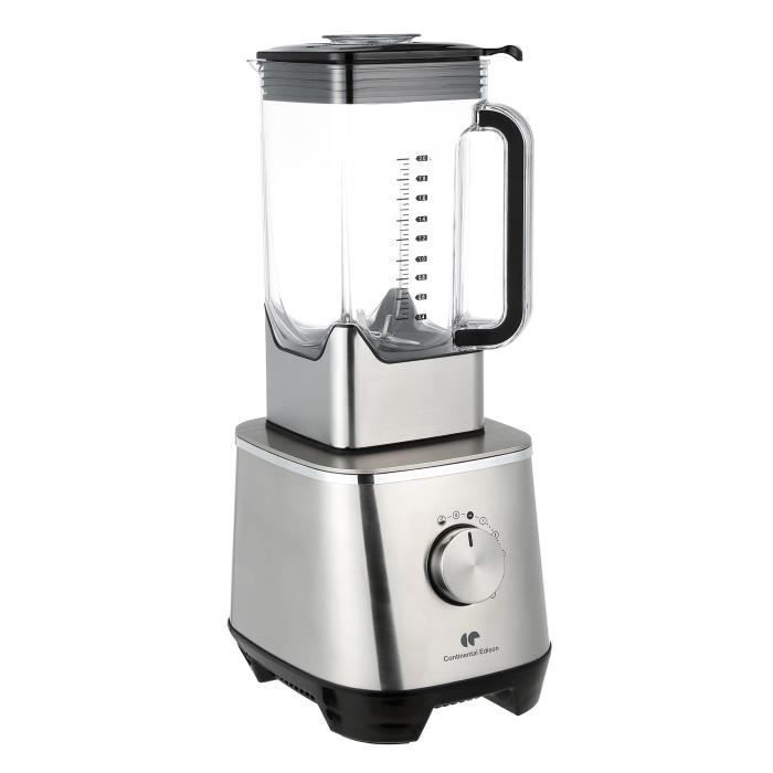 BLENDER CONTINENTAL EDISON CESB01Blender Turbo - Inox