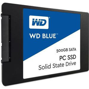 "DISQUE DUR SSD WD Blue™ SSD  500 Go 2,5""/7 mm WDS500G1B0A"