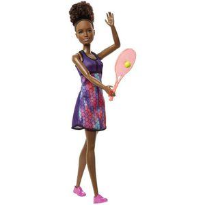POUPÉE BARBIE - Barbie Joueuse de Tennis