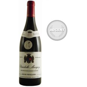 VIN ROUGE Louis Violland 2011 Chambolle Musigny - Vin rouge