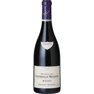 VIN ROUGE Frédéric Magnien Baudes 2003 Chambolle-Musigny Pre