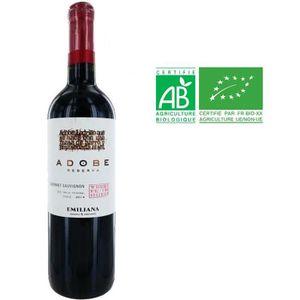 VIN ROUGE Adobe 2014 Cabernet Sauvignon - Vin rouge d'Espagn